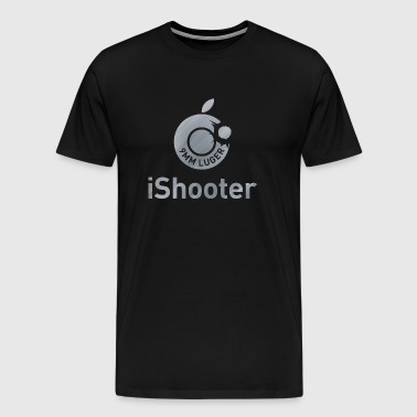 iShooter - Men's Premium T-Shirt