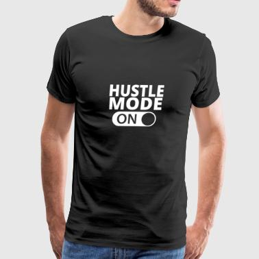 MODE ON HUSTLE - Men's Premium T-Shirt