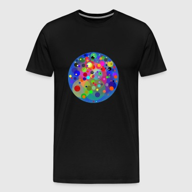 planet of the planets - Men's Premium T-Shirt