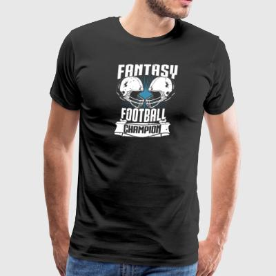Fantasy Football Champion Fantasy Sports - Men's Premium T-Shirt