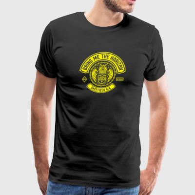 Bat Sheffield U K - Men's Premium T-Shirt