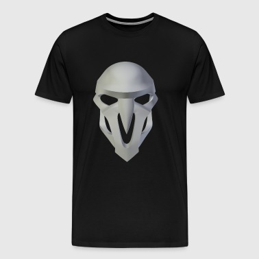 Overwatch- Reaper - Men's Premium T-Shirt