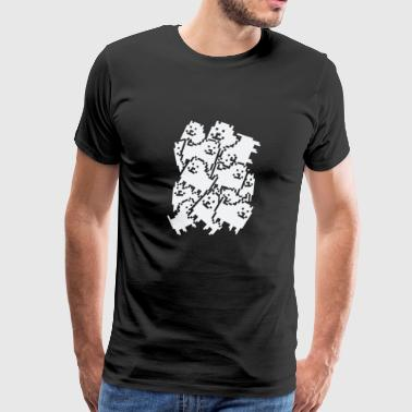 Annoying Dog - Men's Premium T-Shirt