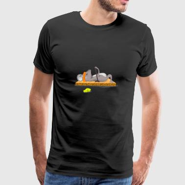 (Gift) Mouse Trap - Men's Premium T-Shirt