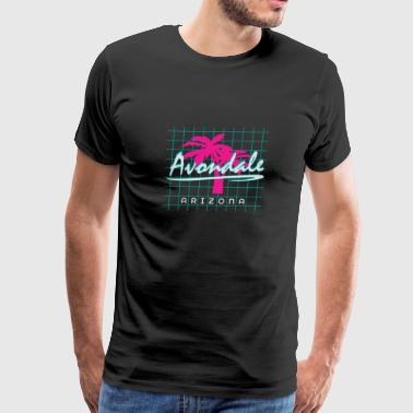 Avondale Arizona Vintage - Men's Premium T-Shirt