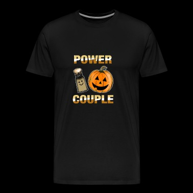 Power Couple Shirt - Gift - Men's Premium T-Shirt