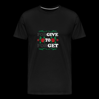 (Gift) Forgive to forget - Men's Premium T-Shirt