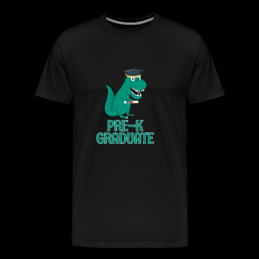 Graduation Pre-K - Men's Premium T-Shirt