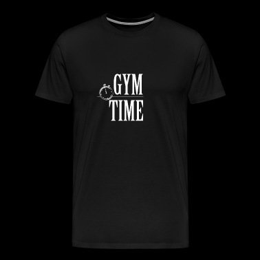 Gym Time - Men's Premium T-Shirt