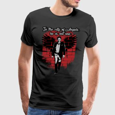 lucifer - Men's Premium T-Shirt