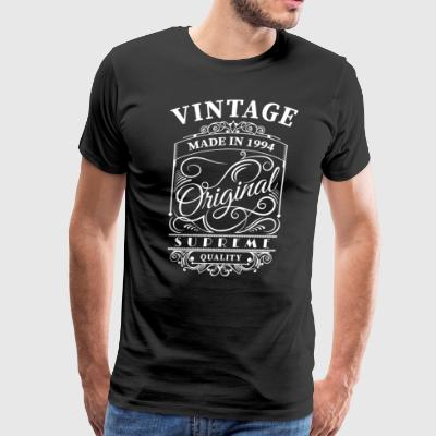 Vintage made in 1994 - Men's Premium T-Shirt
