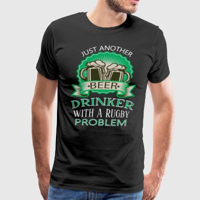 Beer Drinker T Shirt - Men's Premium T-Shirt