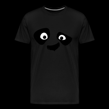PO The Panda - Men's Premium T-Shirt