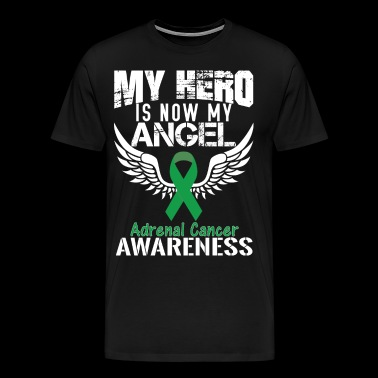 Adrenal Cancer Awareness - Men's Premium T-Shirt
