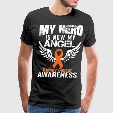 Kidney Cancer Awareness - Men's Premium T-Shirt