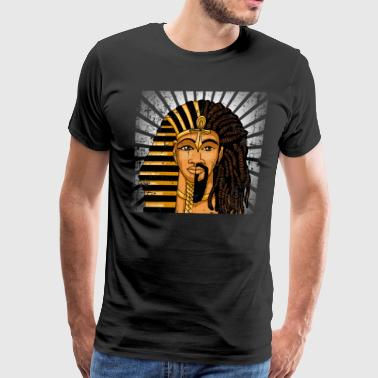 Pharaoh Egypt Love - Men's Premium T-Shirt