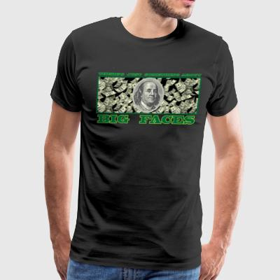 Big Faces - Men's Premium T-Shirt