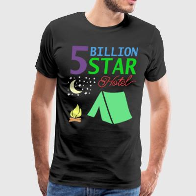 5 Billion Star Hotel - Men's Premium T-Shirt