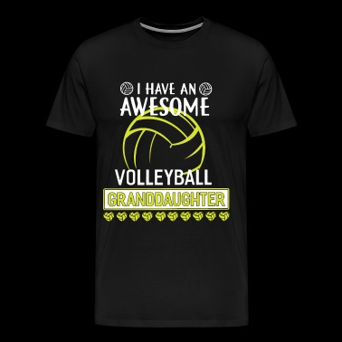 I have an awesome volleyball t shirts - Men's Premium T-Shirt