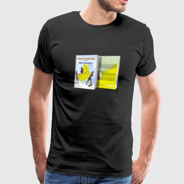 What is colonisation? Africa for Smart Kids - Men's Premium T-Shirt