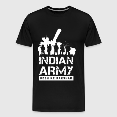 indian army veteran t shirts - Men's Premium T-Shirt