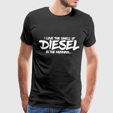 Funny Diesel Mens Powerstroke Duramax C Turbo Boy - Men's Premium T-Shirt
