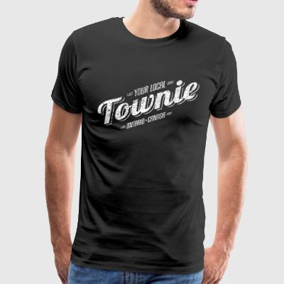 Townie - Men's Premium T-Shirt