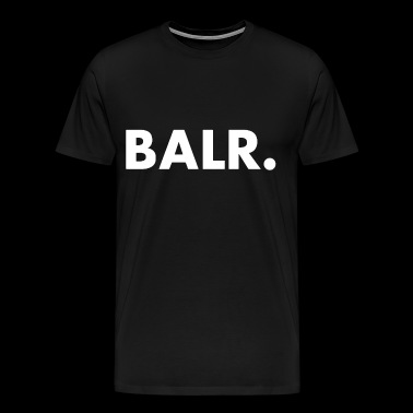 BALR Hoodie Balr soccer player football gift swag - Men's Premium T-Shirt