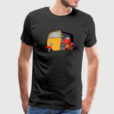 Vintage Indian Auto - Men's Premium T-Shirt