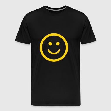 Smilie - Men's Premium T-Shirt