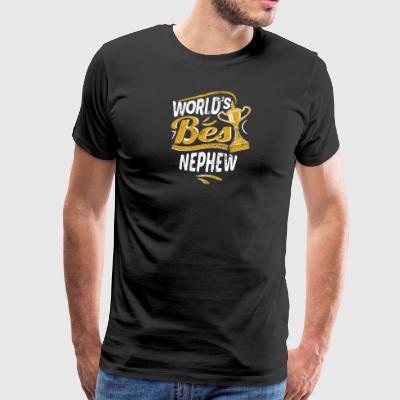 World's Best Nephew - Men's Premium T-Shirt