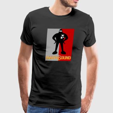Earthbound Starman - Men's Premium T-Shirt