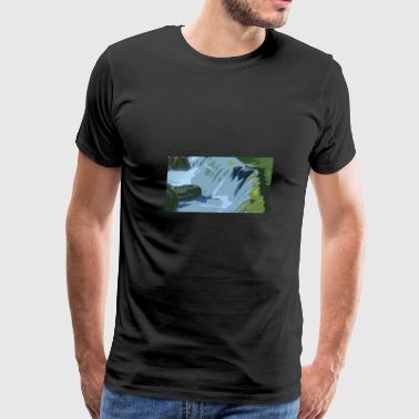 The falls - Men's Premium T-Shirt