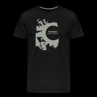 Bauhaus The Sky s Gone Out - Men's Premium T-Shirt