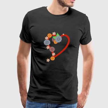Shop Bleeding Broken Heart T-Shirts online | Spreadshirt
