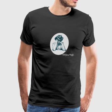 Reverse Deep Thought - Men's Premium T-Shirt