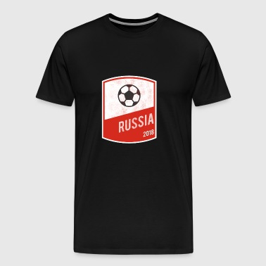 Russia Team - World Cup - Russia 2018 - Men's Premium T-Shirt