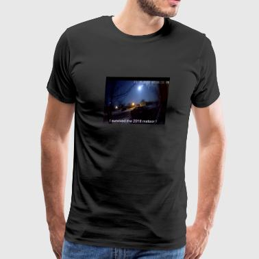 METEOR 2018 - Men's Premium T-Shirt