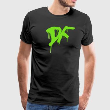 degeneration fat grims toy show - Men's Premium T-Shirt