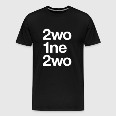212 Area Code - Men's Premium T-Shirt