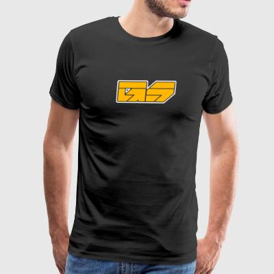 GS Logo - Men's Premium T-Shirt