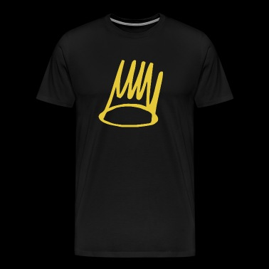 sinner gold Symbol - Men's Premium T-Shirt