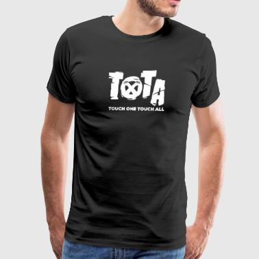 TOUCH ONE TOUCH ALL - Men's Premium T-Shirt