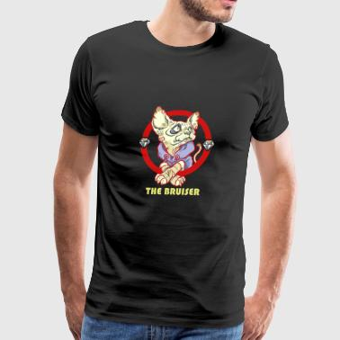 The Bruiser - Men's Premium T-Shirt
