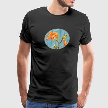 Day Lily Cycle - Men's Premium T-Shirt