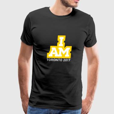 INVICTUS GAMES Toronto - Men's Premium T-Shirt