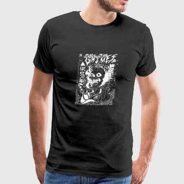 grimes - Men's Premium T-Shirt