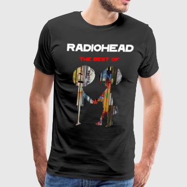 Radiohead The Best Of - Men's Premium T-Shirt