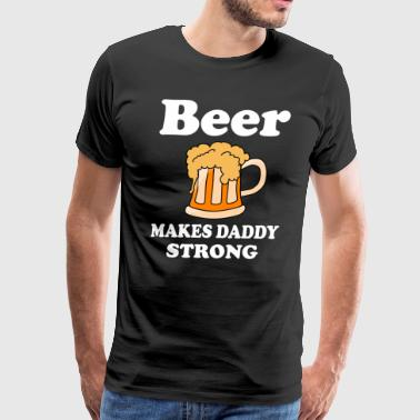 how to make strong beer