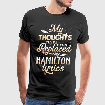 My Thoughts - Men's Premium T-Shirt